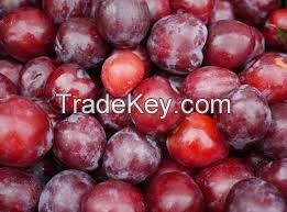Fresh Class 1 Plums, Fresh plums from South Africa