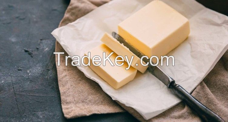 Salted and Unsalted Butter