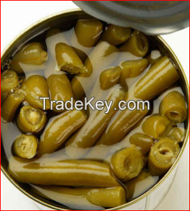 Canned Stringless Green Bean/Canned Green Beans Cut