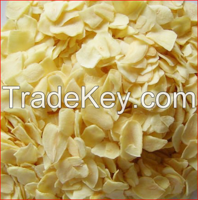 High Quality Grade A Dehydrated Garlic Flakes
