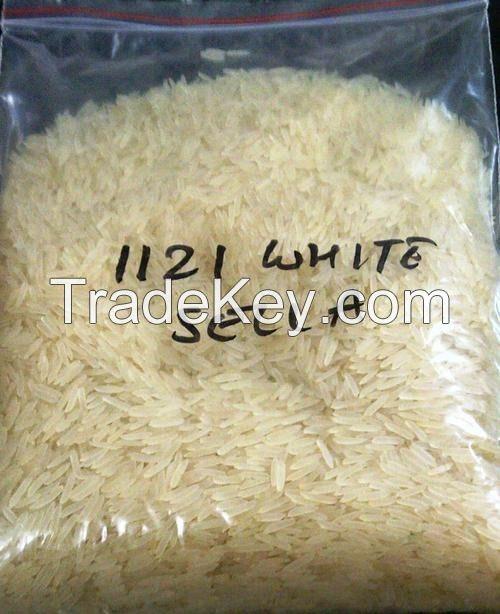 Golden sella 1121 Basmati Rice