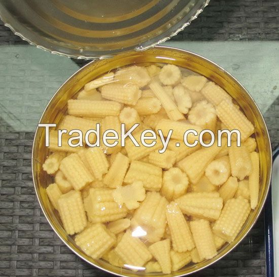 Canned-Baby-Corn for sale