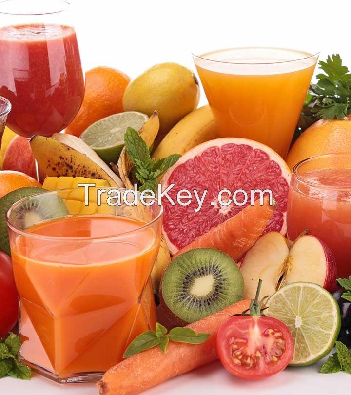 Fruit juice for sale