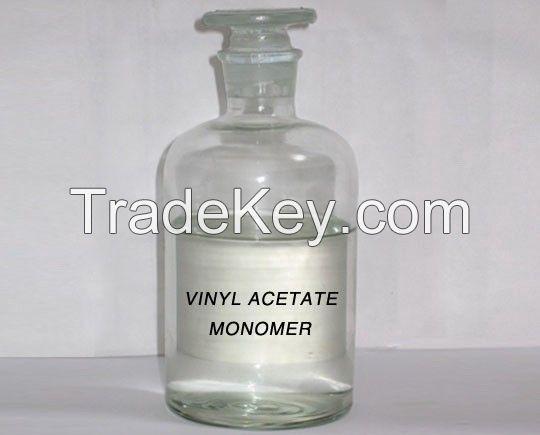 99.9% pure vinyl acetate monomer (VAM) 108-05-4