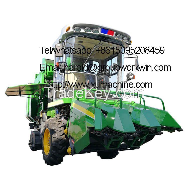 Sweet Corn Harvester