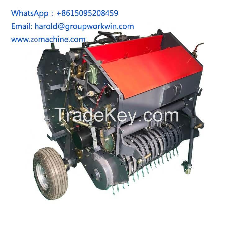 Round Baler For Tractors