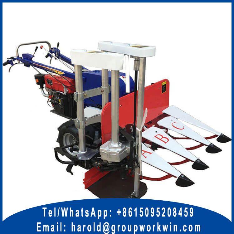 Best Rice Reaper Binder Machine