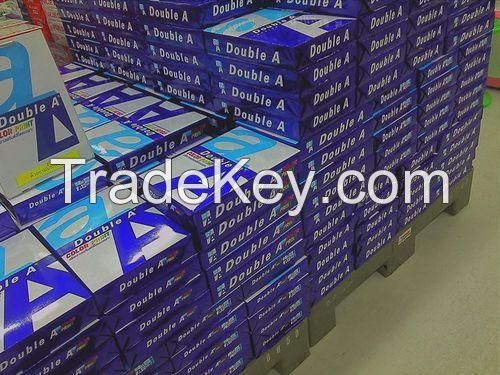 High Quality Double A A4 copy paper 80 gsm 75 gsm 70 gsm