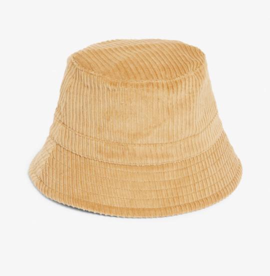 Fashion Corduroy Bucket Hat