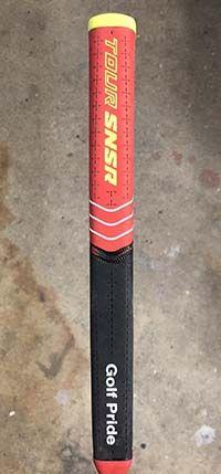 Golf Pride Tour SNSR Contour 104cc Putter Grip - MINT - 100% Authentic