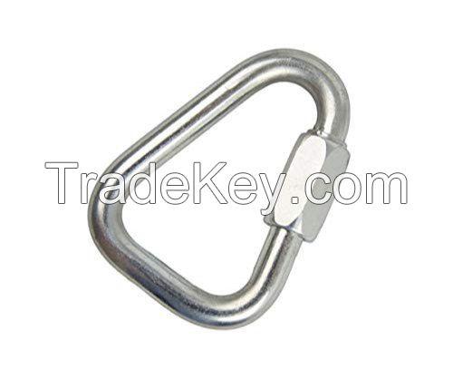 Stainless Steel Triangular Carabiner