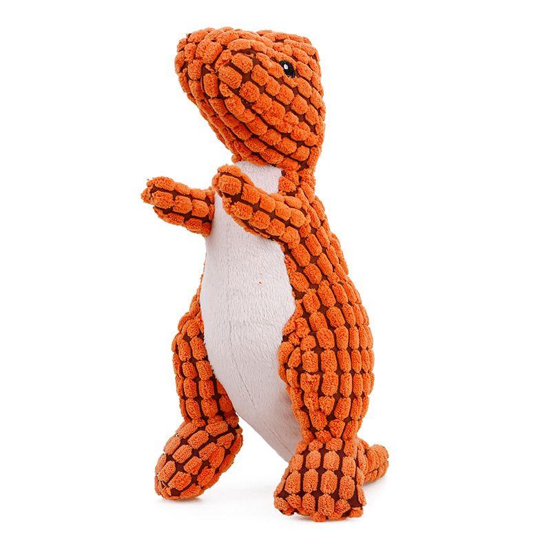 2019 plush pet toys for dogs stuffed dinosaur toys