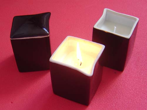 soy oil  massage candle