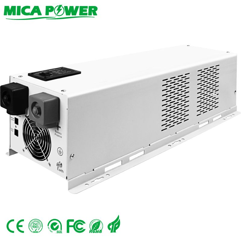 Pure Sine Wave Automatic Inverters Charger for Home 1-6KW