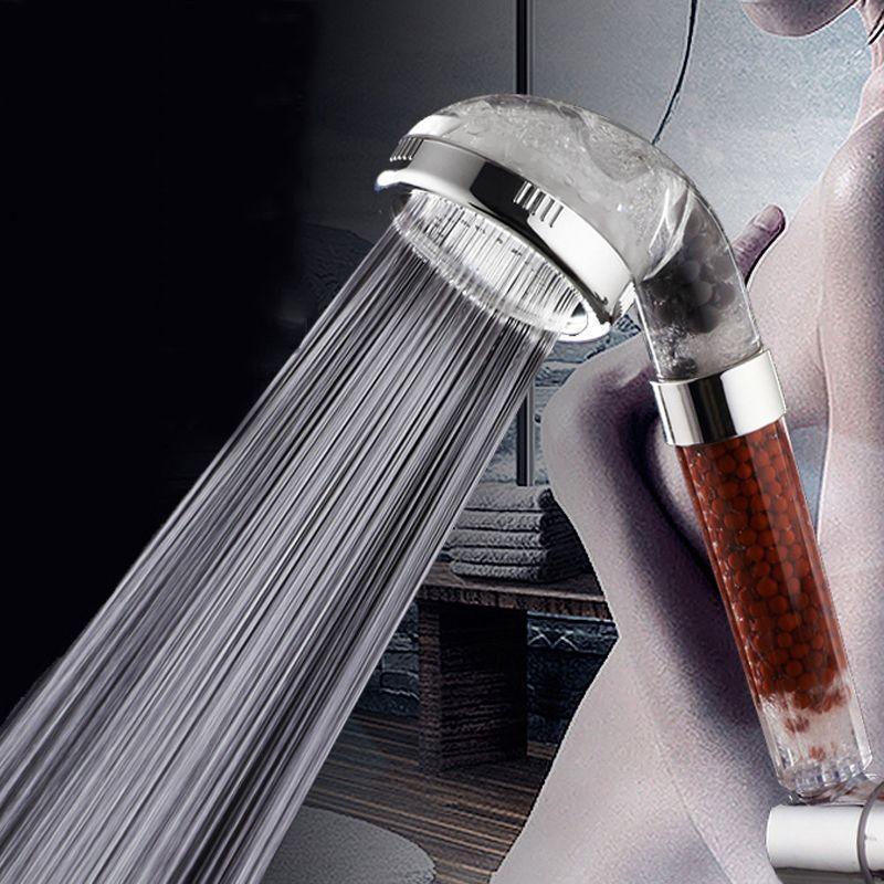 High-Pressure Filtered Water-Saving Ionic Handheld Shower Head
