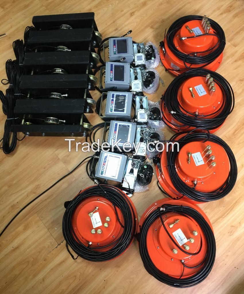 load limiter rci sli lmi system for car crane small car crane