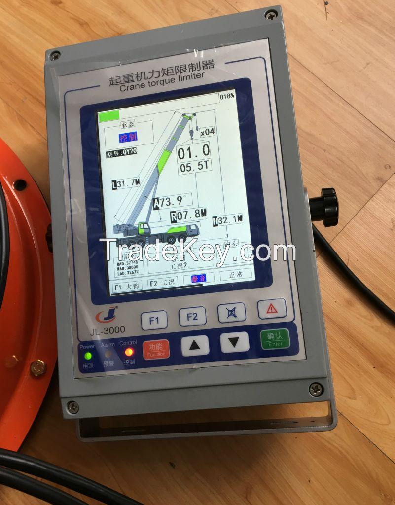 safe load moment indicator for tadano kato xcmg terex rough terrain cranes