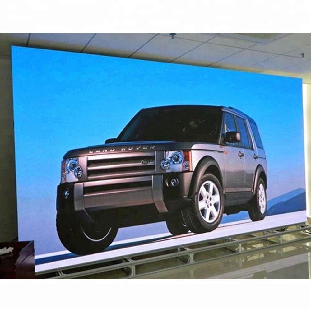p3.91 indoor led display