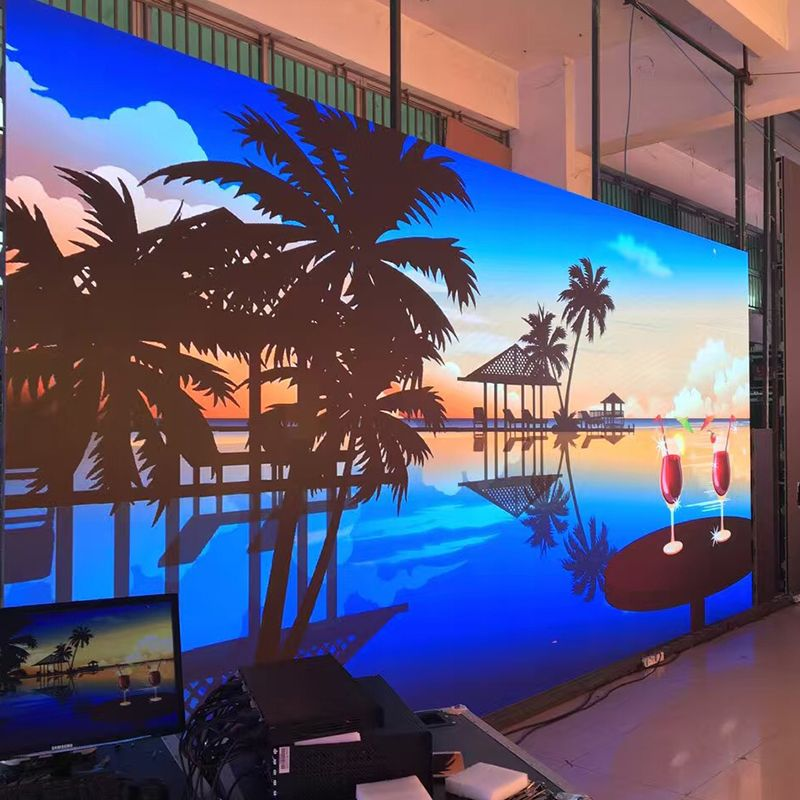 p5 p6 led display/led pantalla