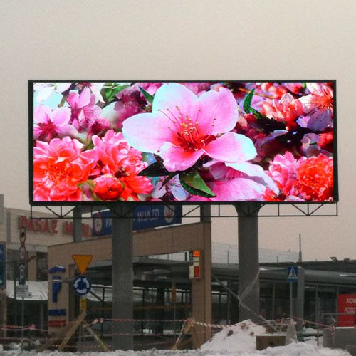 p3.91 outdoor led display/led video wall