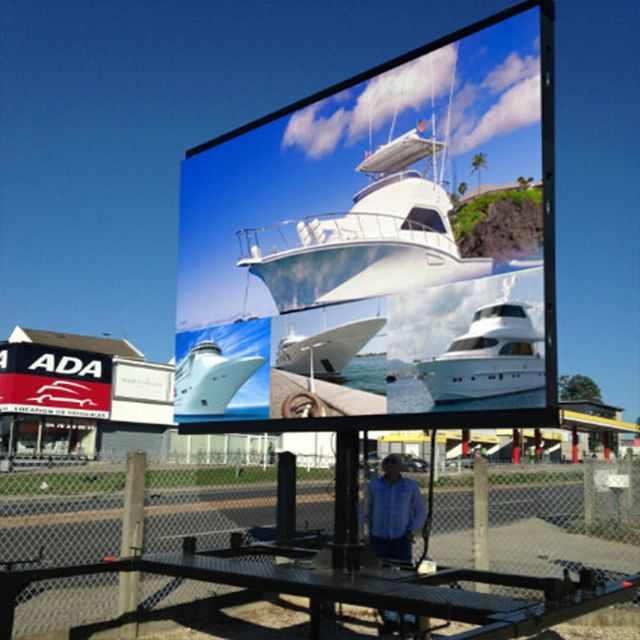 p6 outdoor led display /led screen/led pantalla