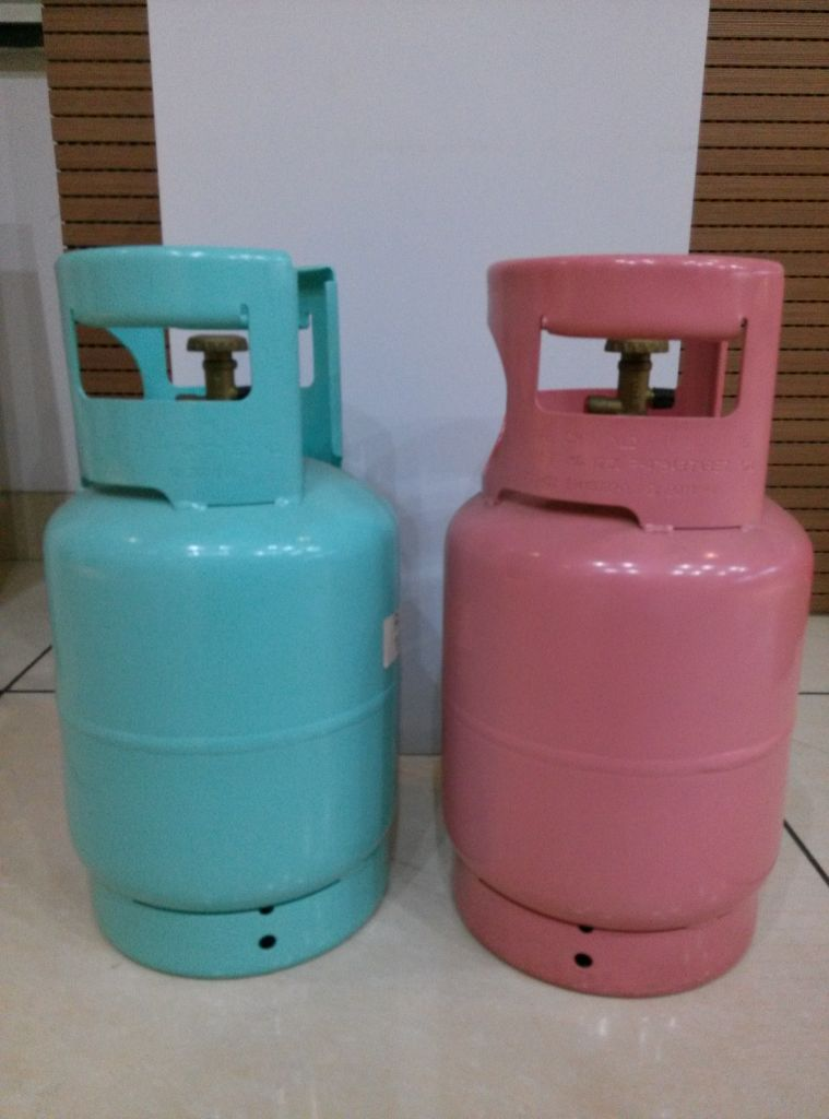 refillable cylinder