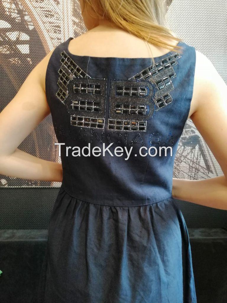 wholesale high quality women design dress stylish