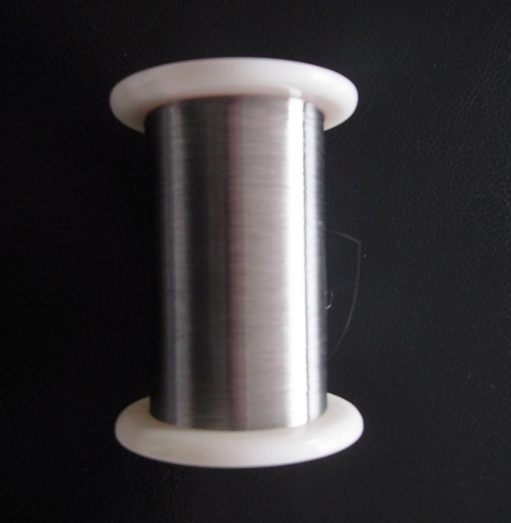 316L0.018mm diameter ultrafine stainless stell wire
