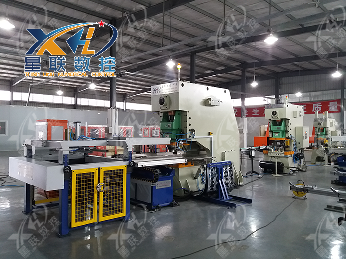 CNC full automatic numerical control food tin can making machine
