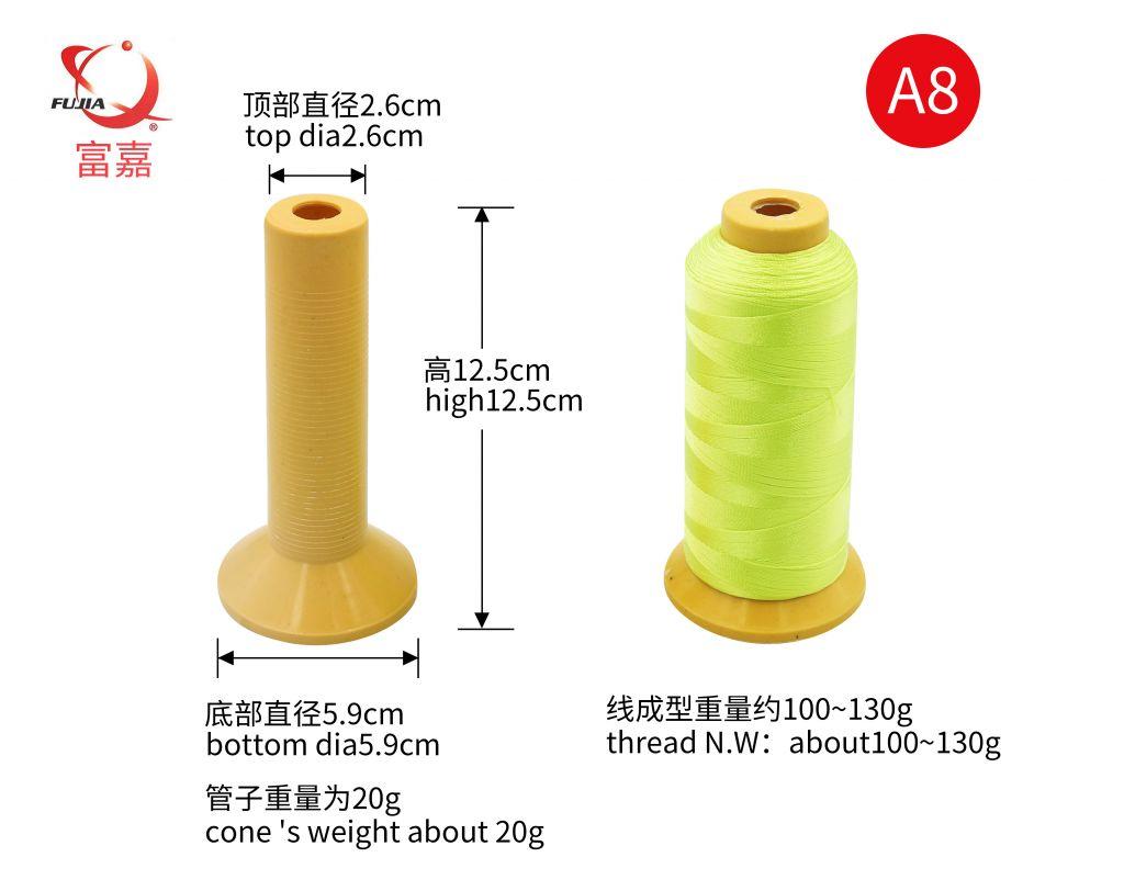 100% nylon thread