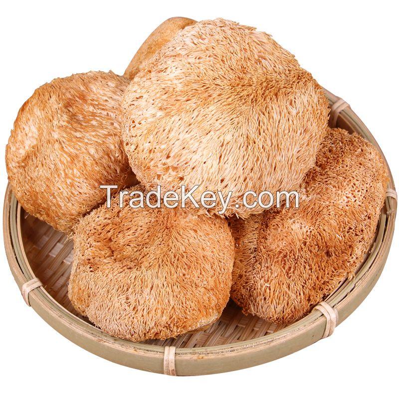 High Grade Dried 100% Natural lion's mane mushroom