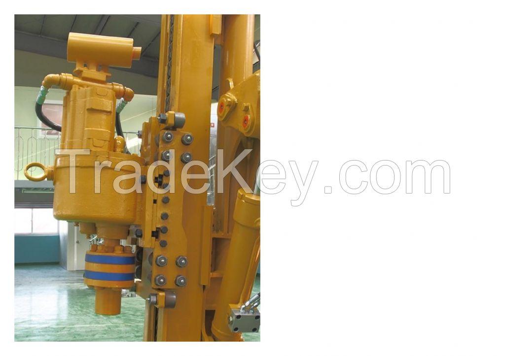 Pneumatic (Air) Rotary Drilling Rig