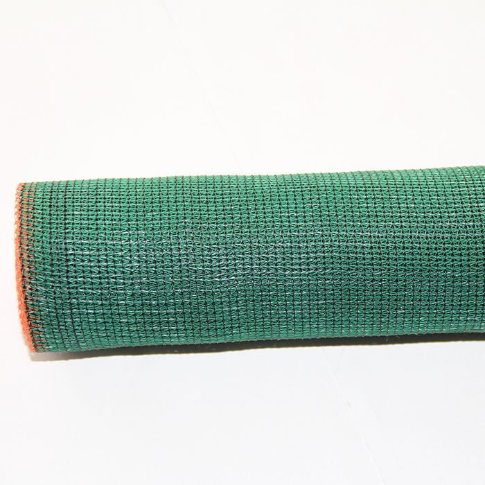 HDPE virgin Green shade net sun shade net greenhouse sun protect HDPE shade net