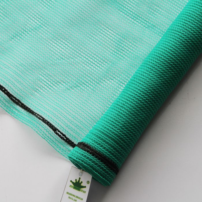 HDPE with fire resistant plastic safety net