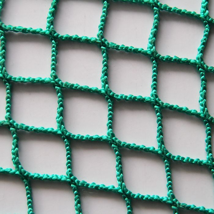 New Material best price and quality PP knotless cargo net