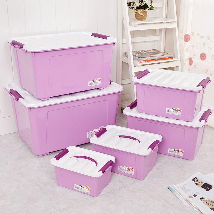PP plastic storage box different sizes transparent of plastic storage container GSB-1072