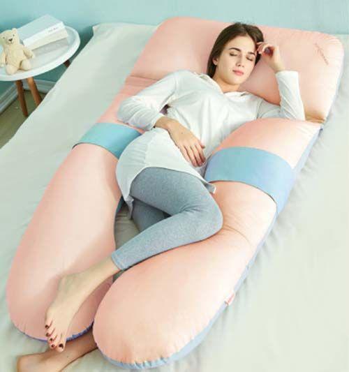 Pregnant women body U-shape pillow