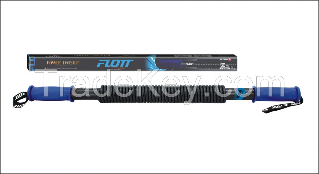 FLOTT Wholesale double spring power twister for arm strength training