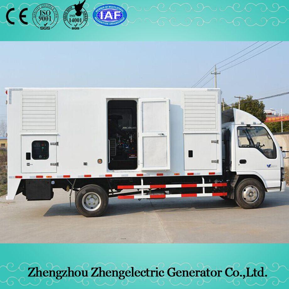 63kVA-810kVA 50Hz/60Hz Doosan Commercial Industrial Soundproof Electrical Mobile Home Standby Power Diesel Generator Set Price