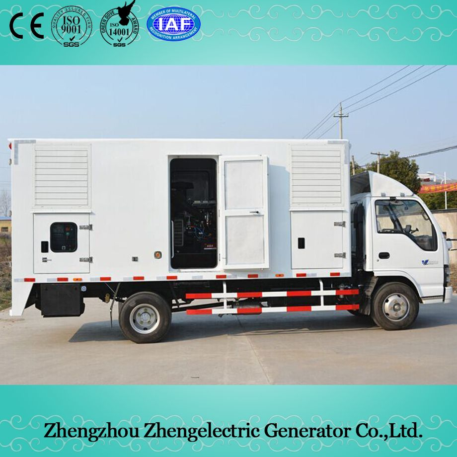 25kVA-2500kVA 50Hz/60Hz Home Standby Perkins Mobile Super Silent Commercial Industrial Emergency Power Diesel Generator Set