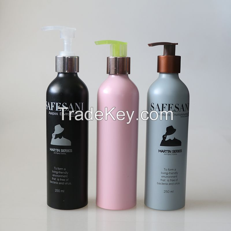 100ML small aluminum cosmetics mist spray bottle for perfume or other cosmetics