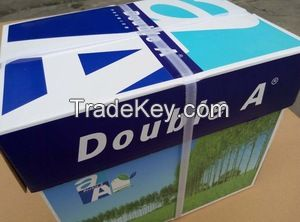 Double A white A4 copy paper 80gsm(210mm*297mm)