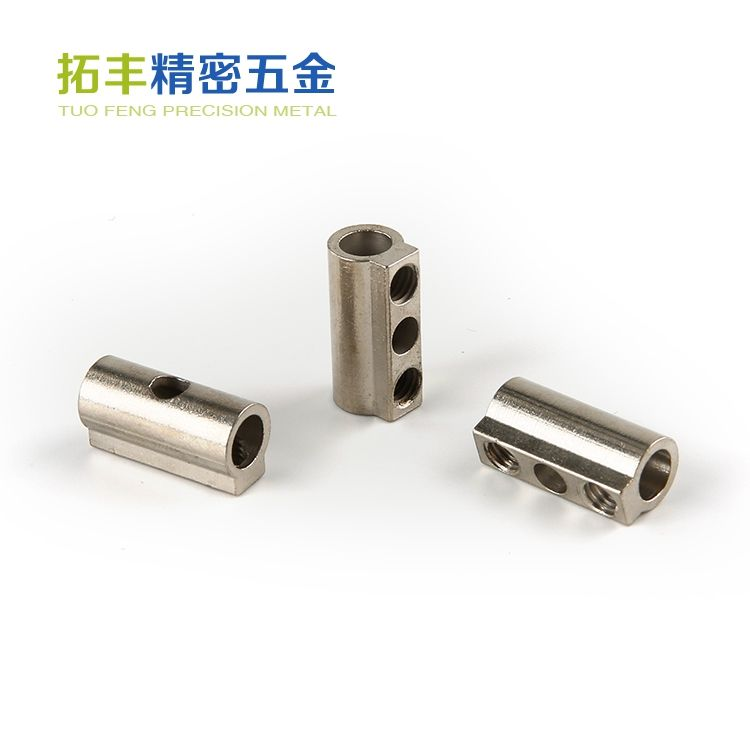 Copper PA Round Electric Wire Terminal Block