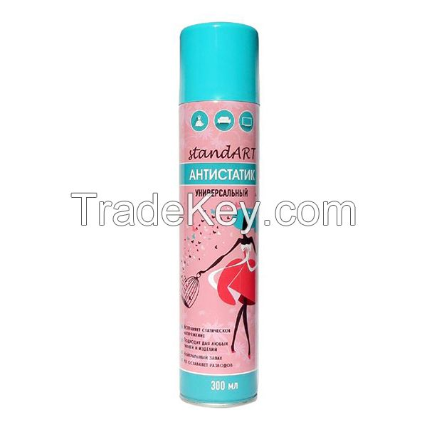 Antistatic «Stand ART»  200ml and 300ml
