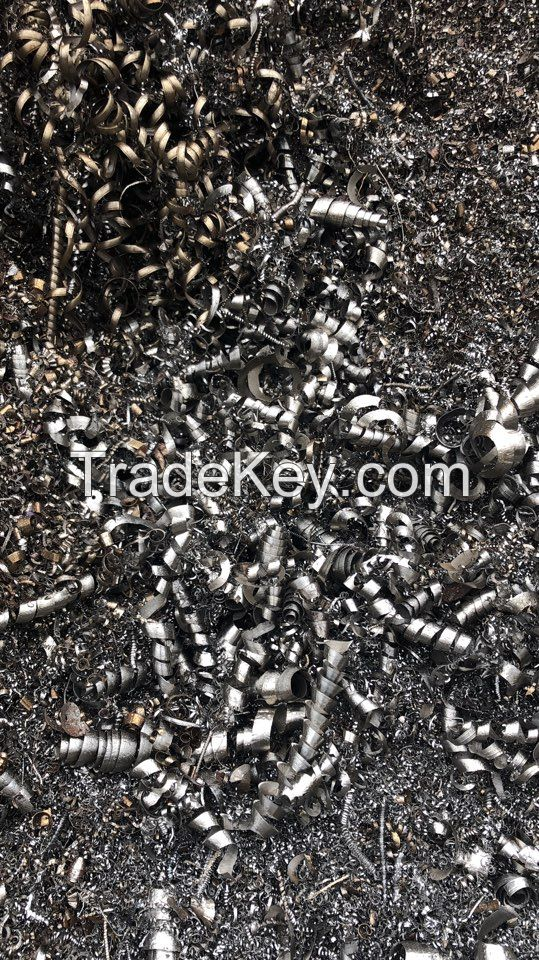 304/316 STAINLESS STEEL SCRAP TURNING SOLID