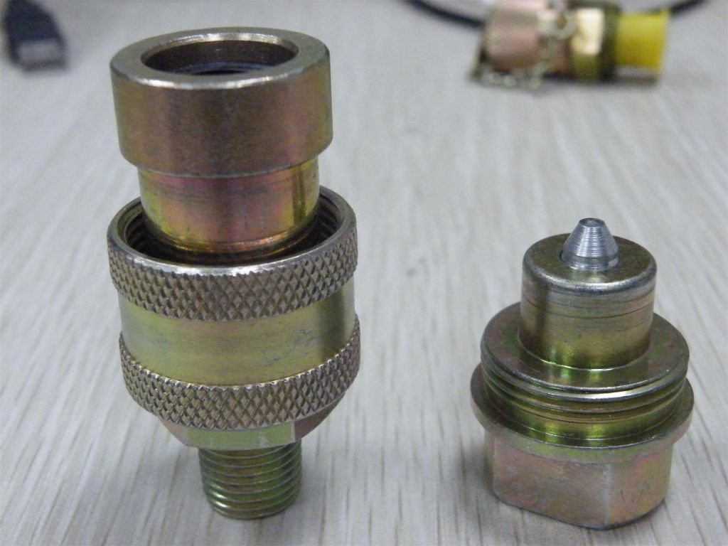 Brass Garden Coupling Pipe Quick Brass Connector Garden Brass Fitting