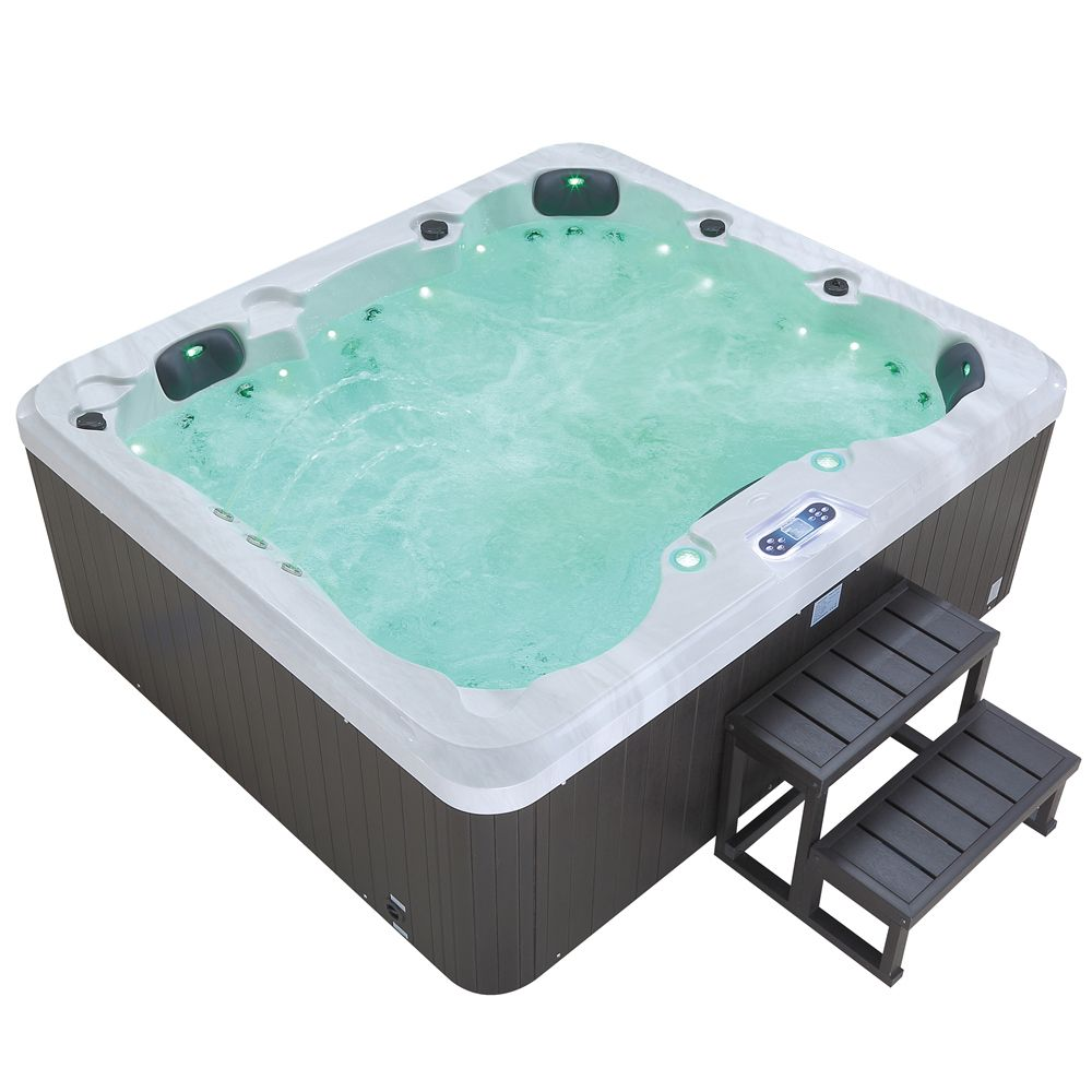 Monalisa New Design Fountain 5 Seatings Outdoor SPA Jacuzzi M-3505