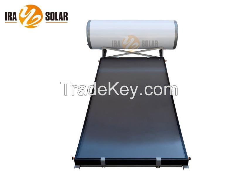 OEM Flat Panel Solar Water Heater 150L