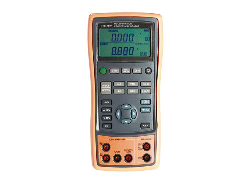 ET2725A/B Portable multifunction calibrator from china supplier