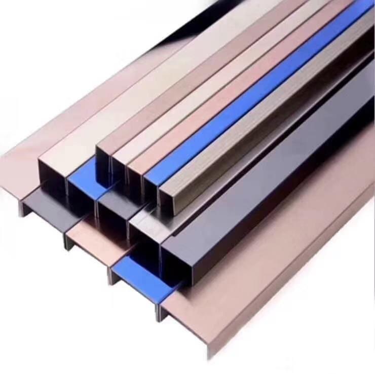 Stainless Steel decorative Trim Strip
